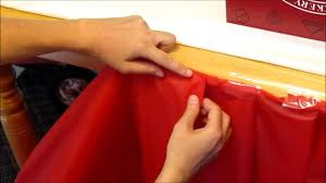 diy inexpensive ruffle table cloth for radio flyer birthday party you