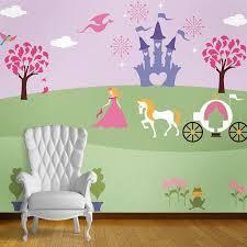 prevnav nextnav wall mural stencil kit baby girls room stl murals