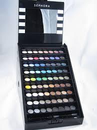 sephora makeup academy blockbuster palette 24