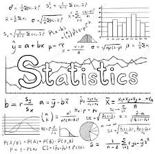 Statistic Math Law Theory And Mathematical Formula Equation Doodle
