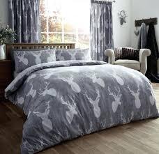 deer comforter sets queen outstanding vintage stag head duvet quilt cover deer antlers bedding bed set deer comforter sets