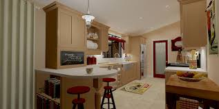 Kitchen Designs For Single Wide Mobile Homes