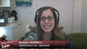 Denise Howell (@thisweekinlaw) | Twitter