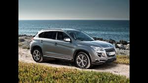 Peugeot. - Peugeot 4008. SUV. Review and Test Drive - New 2017 ...