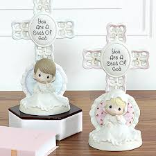 interior precious moments porcelain s cross baptism gifts baptism gifts for s exterior house design