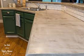 Ardex Feather Finish Countertops Diy Faux Concrete Countertops Sincerely Marie Designs