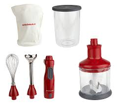 kitchenaid 9 speed hand mixer. kitchenaid 9-speed immersion blender with accessories - page 1 \u2014 qvc.com kitchenaid 9 speed hand mixer