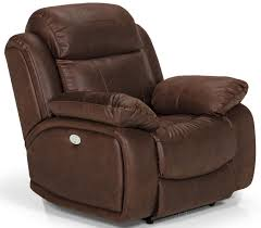 stanton  power reclining chair with power headrest  rife's