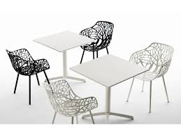tonik table tops round and square fast outdoor tables