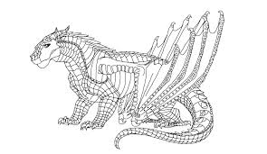 logging coloring pages fire coloring pages of logs on how to draw icewing wings of fire