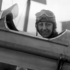 Amy Johnson, the first woman to fly solo from England to Australia –  archive, 1930 | World records | The Guardian