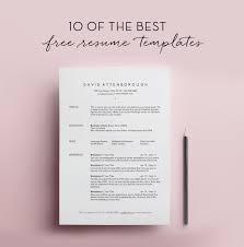ideas about resume templates on pinterest   resume        resume templates