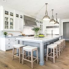 Small Picture The 25 best Gray and white kitchen ideas on Pinterest Kitchen