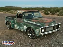 All Chevy chevy c10 20 wheels : Chevrolet C10 Rambler - U425 Gallery - MHT Wheels Inc.