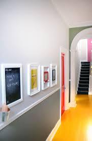 office hallway. Office Design - Colourful Statement Colour Blocking Hallway Creative Orange E