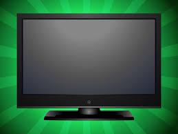 flat screen tv vector. entertainment plasma flat tv vector free screen n