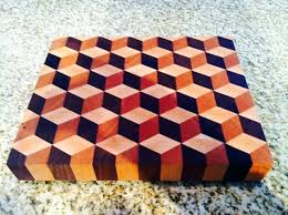 3d end grain cutting board plans. endgrain cutting board made for my mom. props to boyfriend, kitchen ideas 3d end grain plans