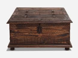 coffee table trunk elegant rustic coffee table double trunk