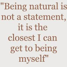 You Are Naturally Beautiful Quotes Best of Quotes About Naturally 24 Quotes