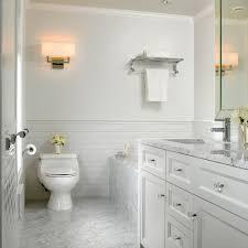 Marble Tile Kitchen Backsplash Carrara Marble Tile Kitchen Traditional With Appliances Backsplash