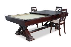 pool table dining tables: