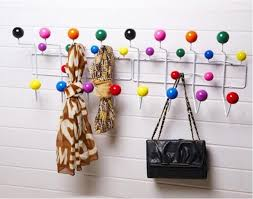 Vitra Coat Rack Vitra Eames Hang It All Rack Wall Hangers Home Storage With Regard 88