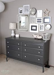 gray bedroom dresser. Perfect Dresser Paint Behru0027s Perfect Taupe From  Love The Lamp Too Bon Temps Beignet  Nursery Source List With Gray Bedroom Dresser