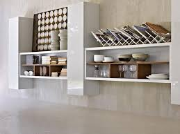 interior kitchen wall shelving units the new way home decor remarkable mounted shelves simplistic 9