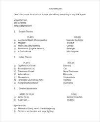 Printable Resume Template Printable Resume Template 35 Free Word Pdf Documents Download
