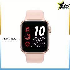 Đồng hồ t500 Đồng hồ thông minh T500 thay được dây chống nước chuẩn ip67 -  Smart watch t500hỗ trợ sạc không dây.
