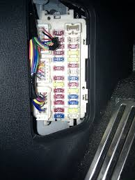 21tw1f which one is the cig lighter fuse? nissan 370z forum on 370z fuse box