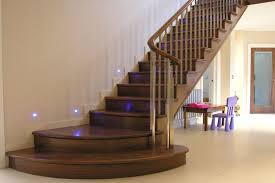 Wooden Handrail For Stairs In Dark Color Wooden Stairs Quot Pros Cons And  Budget Quot Decoration Channel Wooden Handrail For Stairs In Dark Color