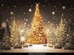 merry christmas tree wallpaper backgrounds. Exellent Wallpaper Golden Christmas Tree Wallpaper Download In Merry Backgrounds A