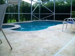pool deck resurfacing concrete pool deck diy concrete pool deck resurfacing