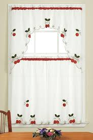 Cherry Kitchen Curtains