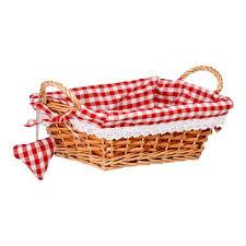 <b>Корзинка для хлеба EMILY</b>, 25*18см|Бутылки, банки и коробки ...