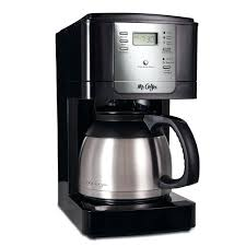 black chrome coffee maker advanced brew 8 cup programmable coffee maker  with thermal carafe black cuisinart