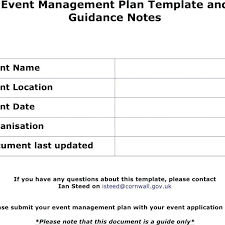 Business Proposal For Event Management Capable Planning Competent ...