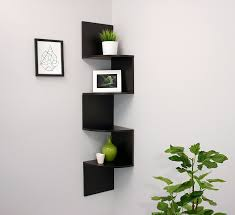 amazoncom kiera grace provo corner wall shelf  by  inch