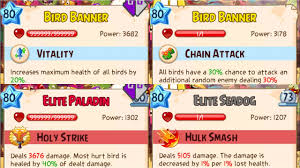 Angry Birds Epic Rpg New HACK Infinite Health God Mode High Attack - YouTube