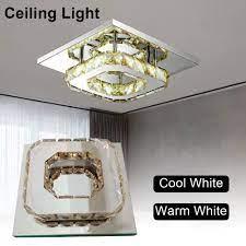 Đèn Led Pha Lê Treo Trần Trang Trí Phòng Khách giá cạnh tranh