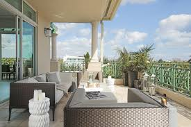 rooftop furniture. Design And Decor:Modern Living Room Ideas With Creative Rooftop Patio Wicker Furniture White I