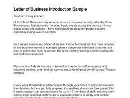 Introductory Letter New Business Introductory Letter Apparel Dream Inc