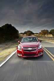 2013 Chevy Malibu Turbo with 259HP Priced from $26,950*, New Base ...