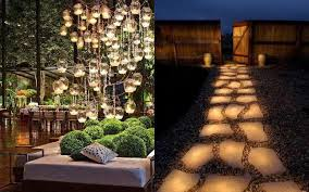 outdoor lighting ideas diy. Interesting Lighting Diy Garden Lighting Ideas T Socopico Within  Awesome Spectacular Modern Outdoor Lighting And Outdoor