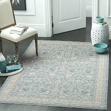 rugs for home decor ideas inspirational archive vintage blue grey distressed rug 8 safavieh 8x10 dallas