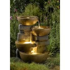 fountain cellar pots water fountain