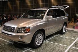 2004 Toyota Highlander - Information and photos - ZombieDrive
