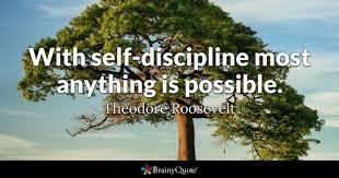 Discipline Quotes Magnificent SelfDiscipline Quotes BrainyQuote
