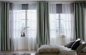 Modern wohnen als wohnidee im heimischen wohnzimmer spricht jene an, die es puristisch und übersichtlich mögen. Gardinen Ideen Fur Wohnzimmer Schlafzimmer Co Schoner Wohnen